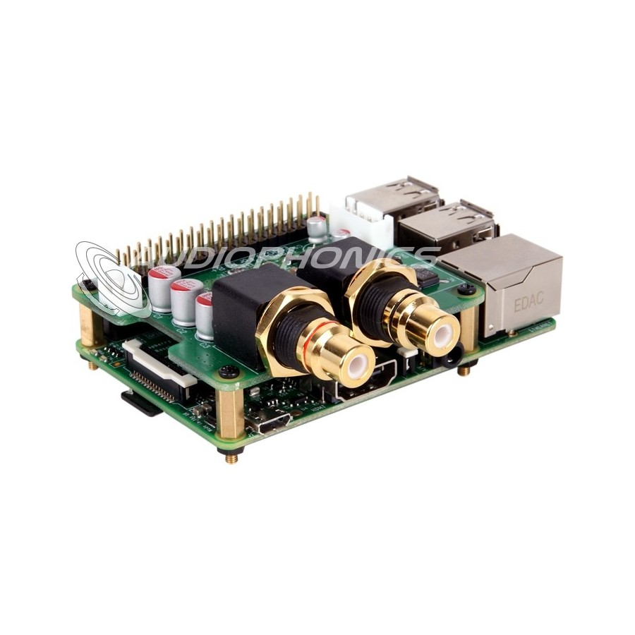 Guide] List of I2S DACs for Raspberry Pi : DACs - Page 4