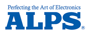 Alps Electric company logo
