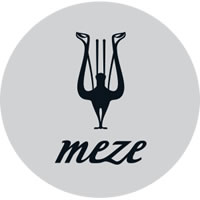 MEZE audio logo officiel
