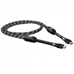 Viablue S-900 HDMI Silver - HDMI V1.4 1.00m Ethernet