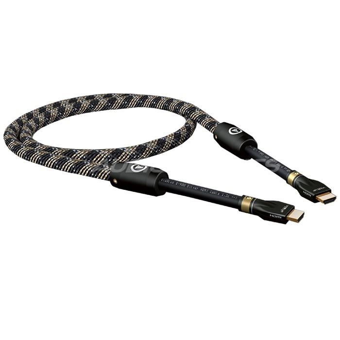 Viablue S-900 HDMI Silver - HDMI V1.4 7.50m Ethernet