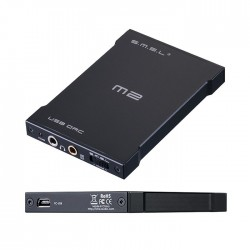 SMSL M2 USB DAC ES9023 24bit 96kHz Headphone Amplifier 130mW 32 Ohms