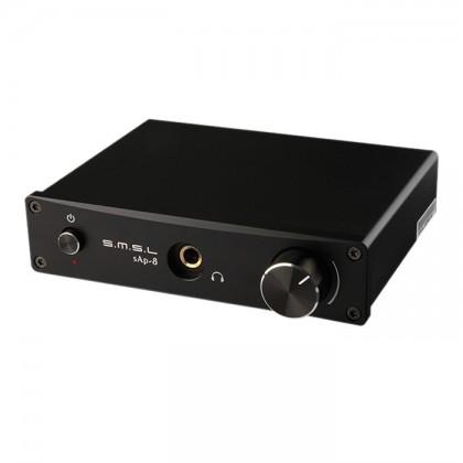 SMSL sAp-8 Amplificateur casque Symétrique Class A 710mW 32 Ohms