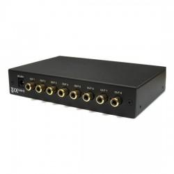 MiniDSP U-DAC8 Interface / DAC USB Asynchrone 8 canaux 24bit 192kHz XMOS