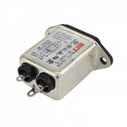 DIT Filtre Secteur IEC Anti-Parasites/EMI 230V 10A