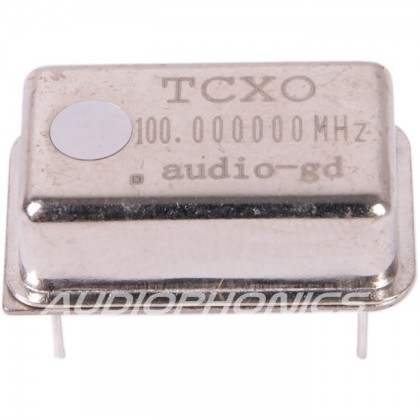 Audio-GD TCXO Horloge Ultra Low Jitter 100MHz
