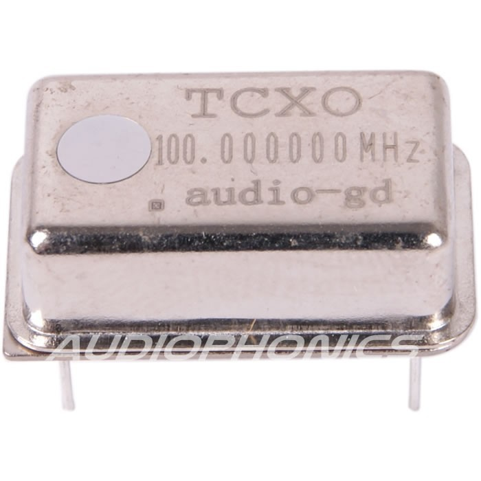Audio-GD TCXO Horloge Ultra Low Jitter 100MHz ES9018