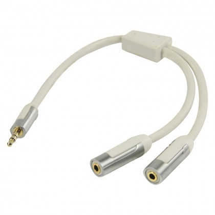 PROFIGOLD PROM3200 High performance Headphone Splitter 0.2m