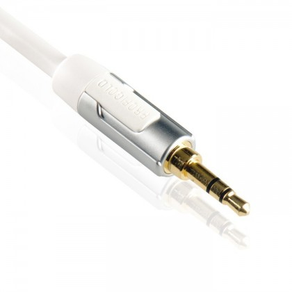 PROFIGOLD PROM3301 Jack 3.5 to Jack 3.5mm Interconnect Cable OFC 1m