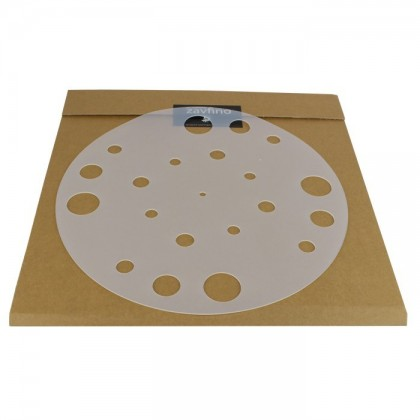 1877 PHONO Rubber Mat turntable record Support