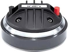 B&C DE250 Horn Speaker Driver for Supravox Horn 60W 8 Ohm Ø 2.5cm