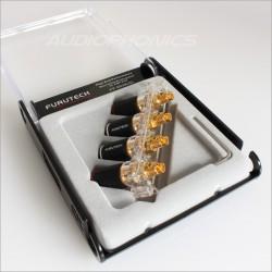 FURUTECH FP-802B G Gold plated Binding posts (Set x4)