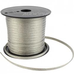 ELECAUDIO GC-0104 Gaine de blindage tressée 100% Cuivre 1-4mm