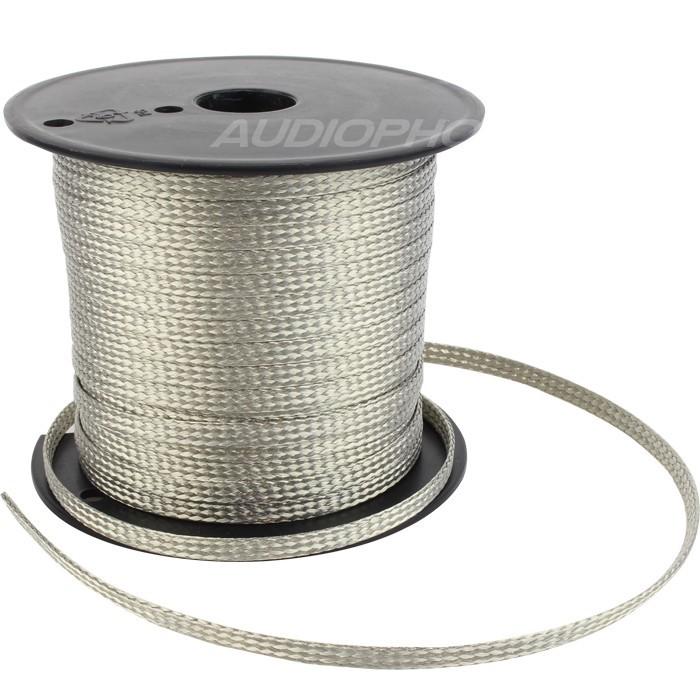 ELECAUDIO GC-0104 Braided shielding sheath 100% Copper 1-4mm