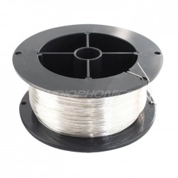 Naked Pure Silver Wire 99.999% Ø0.5mm