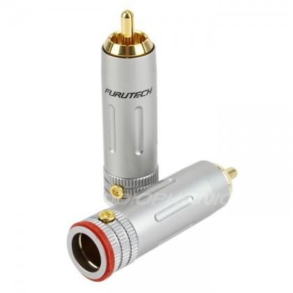 Furutech FP-160 Gold Connecteurs RCA Ø 9mm (La paire)