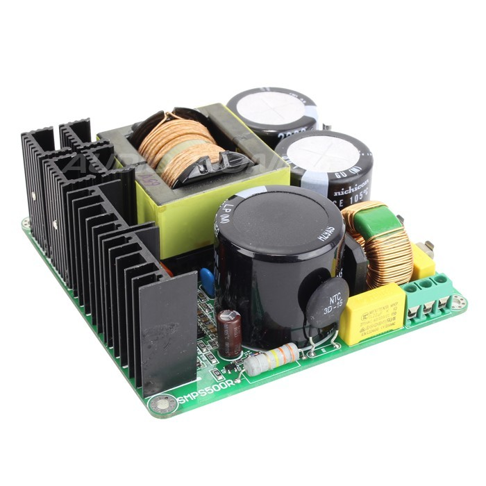 SMPS500R Switching Power Supply Module 500W +/- 60V