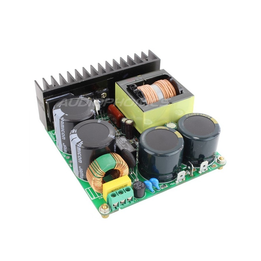 SMPS600RXE Switching Power Supply Module 600W +/- 55V - Audiophonics