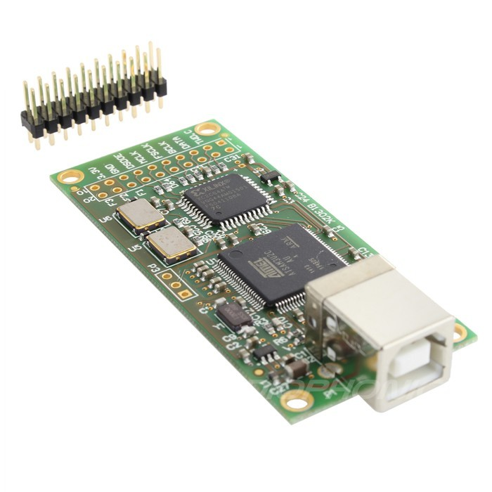 AMANERO Combo 384 Digital interface USB 384kHz to I2S / DSD