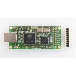 AMANERO Combo 384 Digital Interface USB 384kHz to I2S/DSD