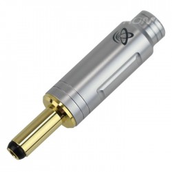 ELECAUDIO DC-2.1G Gold plated connector Jack DC 5.5 / 2.1mm