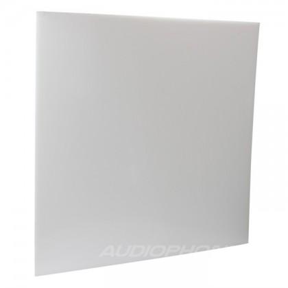 Plaque PVC blanche pour boitier DIY 495x495x3mm