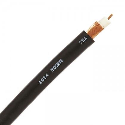 MOGAMI 2964 Câble Coaxial 75 Ohm 0.23mm² Ø 4.8mm