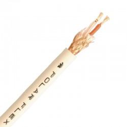 MOGAMI 3284 Polar Flex Câble Micro Symétrique 2x0.2mm² Ø5.5mm