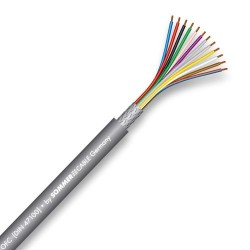 SOMMERCABLE CONTROL FLEX Câble de transfert I2S 2x0.5mm² Ø 5.5mm