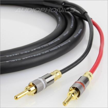 MOGAMI 3103 Câble Hp Haute performance 3m (La paire)