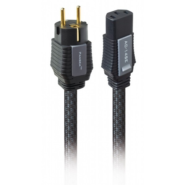 PANGEA AC-14SE MKII Câble secteur triple Blindage OCC 3x2mm² 1.5m