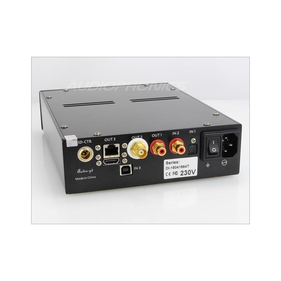 Audio Gd Di 2014 R Core Digital Interface Usb32 Hdmi I2s
