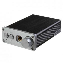 SMSL SD-793 2 DAC PCM1793 24bit 96kHz S/PDIF Coaxial Optique Toslink Silver