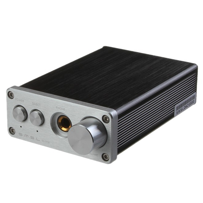 SMSL SD-793 II 2 DAC PCM1793 24bit 96kHz S/PDIF Coaxial Optique Toslink Silver