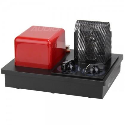 Qinpu Q3 Amplificateur Hybride à lampe / Ampli casque 2X 2.5W 8 Ohms