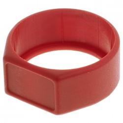 Bague code couleur Rouge pour connecteur XLR MX / FX Neutrik