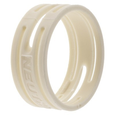 Neutrik XXR9 white colored ring for XLR XX connector