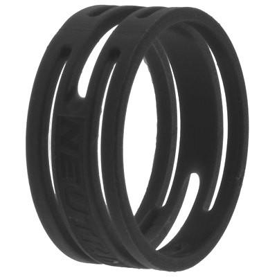 Neutrik XXR0 Bague code couleur Noire pour connecteur XLR XX
