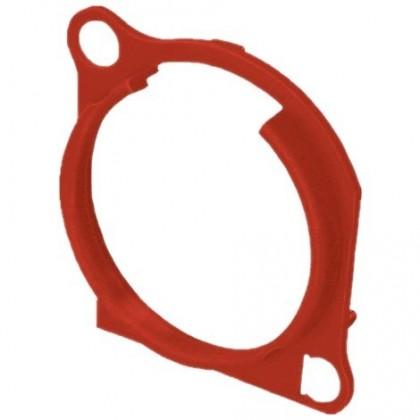 Neutrik ACRM2 Bague code couleur Rouge pour connecteur XLR série A