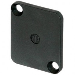 Neutrik DBA Blanking plate for XLR inlet cutout