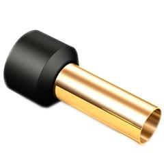 VIABLUE Embouts protège câble 10mm² Cuivre OFC (x10)