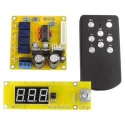 Module Sélecteur de source / contrôle de volume PGA2311P