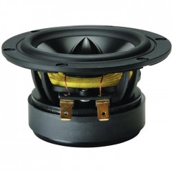DAYTON AUDIO RS100-8 Reference Speaker Driver Full Range Aluminium 30W 8 Ohm 85dB 90Hz - 20kHz Ø 10cm