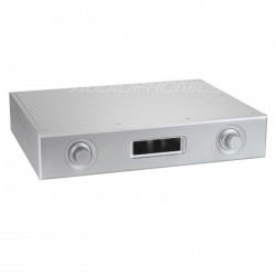 DIY Box / Case preamplifier 100% Aluminium 321x252x62mm