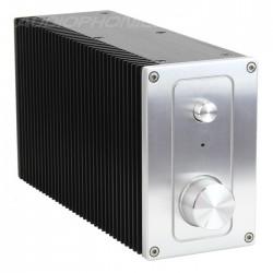 Boîtier DIY avec Dissipateur Thermique 100% Aluminum 257x140x90mm