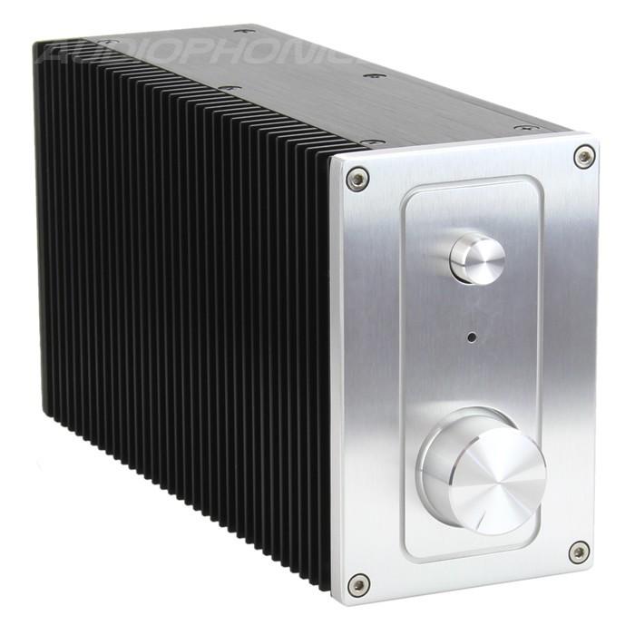 Boitier DIY 100% Aluminium avec dissipateur thermique 257x140x90mm