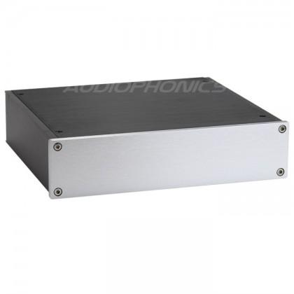 Boitier DIY 100% Aluminium 220x191x52mm