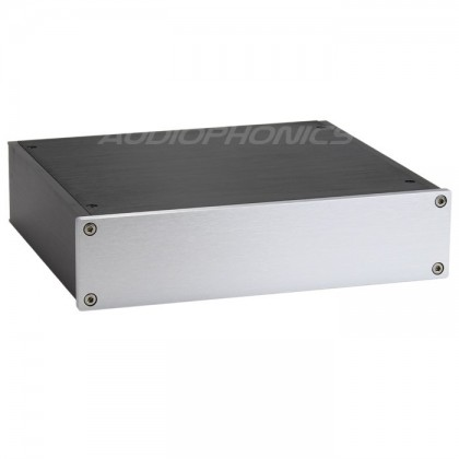 DIY Box / Case 100% Aluminium 220x191x52mm