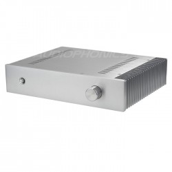 100% Aluminium DIY Box / Case with heatsink 320x248x70mm