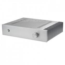 Boîtier DIY avec Dissipateur Thermique 100% Aluminum 320x248x70mm Argent